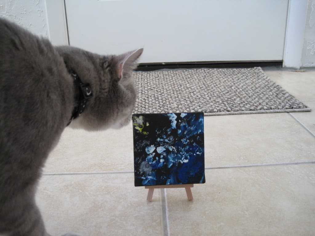 Pierre Sniffs Starry Night