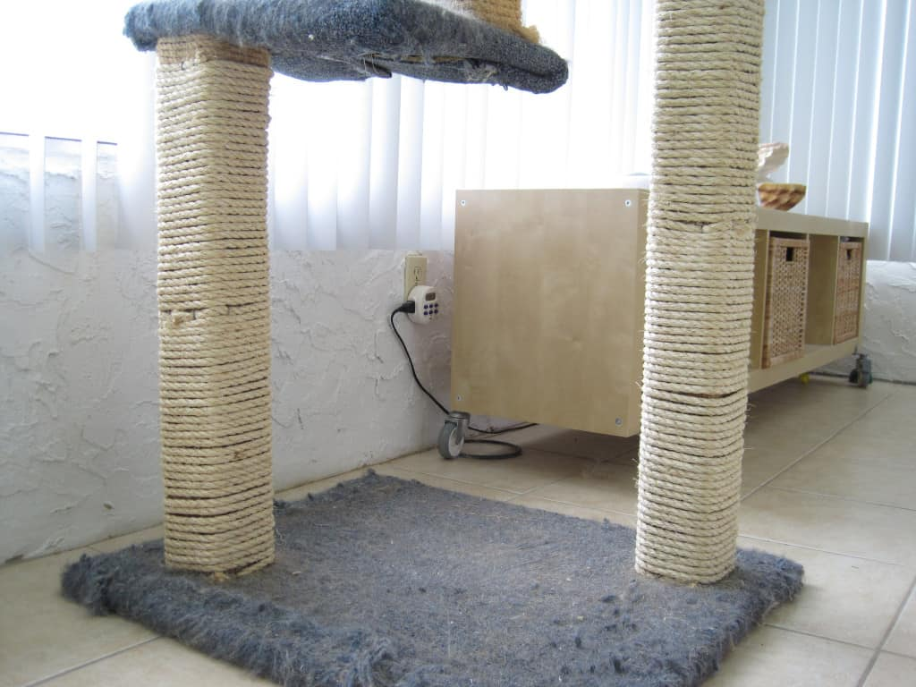 Cat Tree Refurb 4
