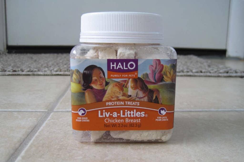Halo Liv-a-Littles