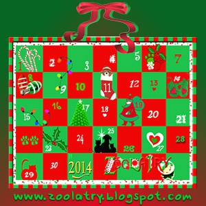 Zoolatry, Advent Calendar Badge 2013