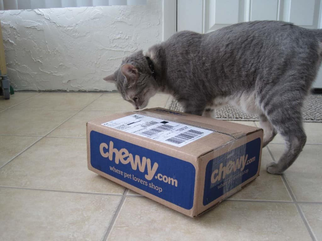Pierre and Chewy Box
