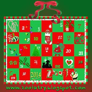 Zoolatry, Advent Calendar Badge 2013