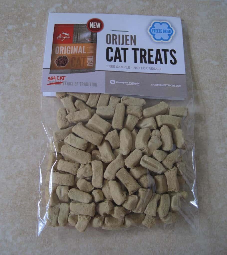 Orijen Cat Treats Package