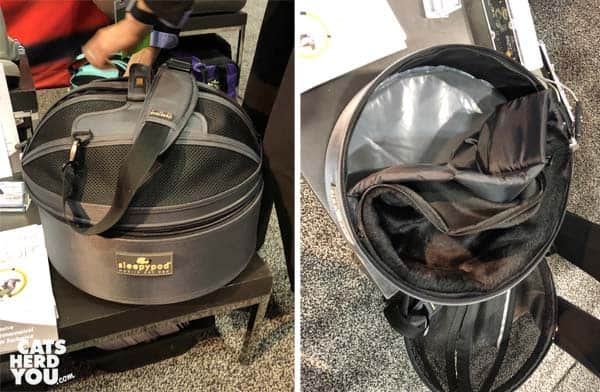 sleepypod with assisi loop prototype