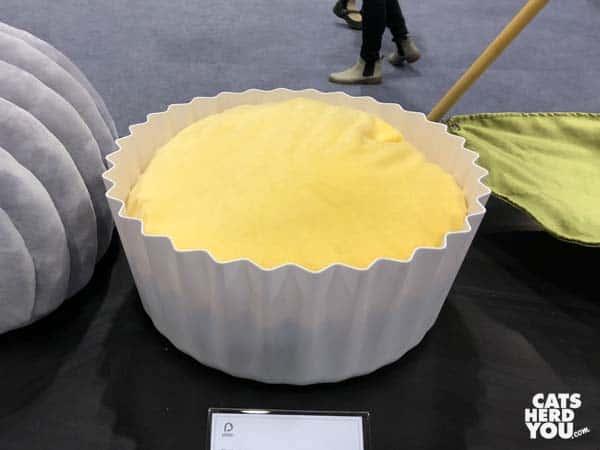 Pidan cupcake bed