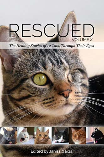 Rescued, Volume 2 cover