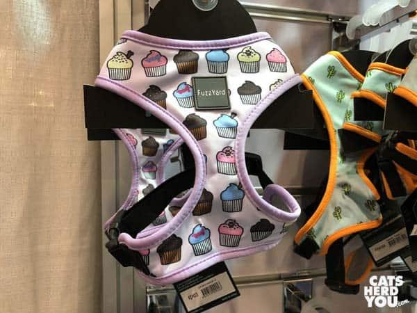 fuzzyard cupcake harness